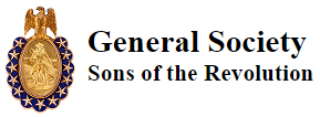 General Society Sons of the Revolution